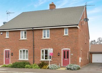 Thumbnail 3 bed property to rent in Drayhorse Crescent, Woburn Sands, Milton Keynes
