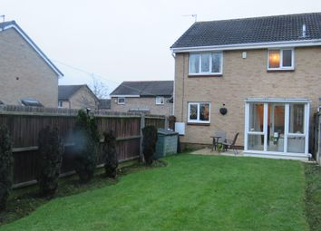 Thumbnail 1 bed end terrace house for sale in Hornbeam Way, Leeds