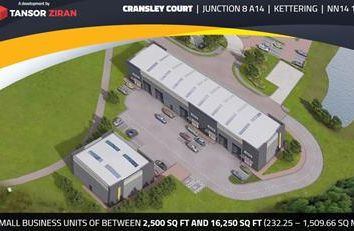 Thumbnail Commercial property for sale in Cransley Court, Kettering, Northants