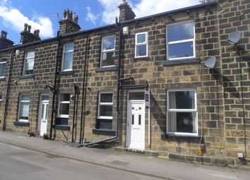 Thumbnail 2 bedroom terraced house for sale in King Street, Yeadon, Leeds