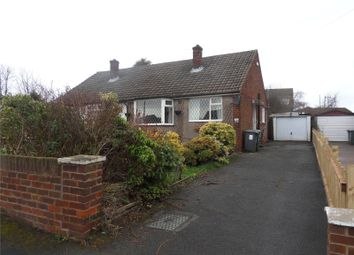Thumbnail 2 bed semi-detached bungalow to rent in Squirrel Hall Drive, Dewsbury, West Yorkshire