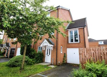Thumbnail 4 bed semi-detached house for sale in Spindle Close, Dewsbury