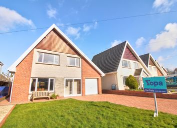 4 bed detached house for sale in Havergal Close, Caswell, Swansea SA3