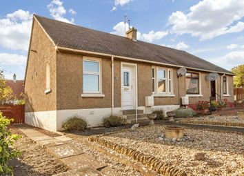 Thumbnail 2 bed semi-detached bungalow for sale in 31 Artillery Park, Haddington, East Lothian
