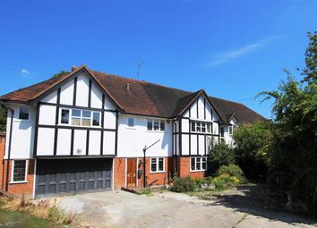 Thumbnail 5 bed detached house for sale in Houndsden Road, London
