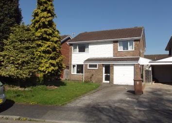 Thumbnail 4 bedroom detached house to rent in Oakridge Close, Fulwood, Preston