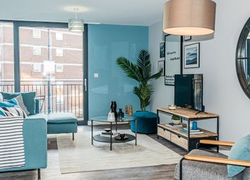 Thumbnail 2 bed flat for sale in The Waldrons, Croydon, London