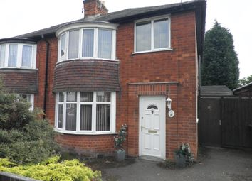 Thumbnail 3 bedroom semi-detached house to rent in Kirkland Road, Braunstone, Leicester