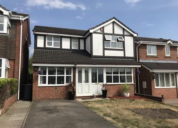Thumbnail 4 bed detached house for sale in Walkersgreen Road, Waterhayes, Newcastle Under Lyme, Staffordshire