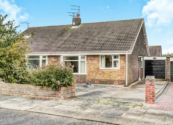 Thumbnail 2 bed bungalow for sale in Denway Grove, Seaton Sluice, Whitley Bay