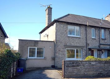 Thumbnail 4 bed semi-detached house for sale in Castle Oval, Kendal