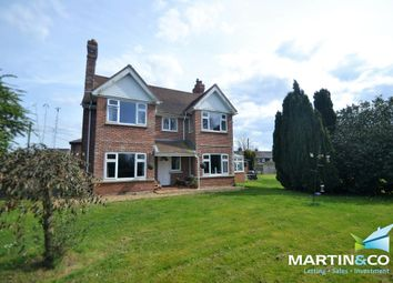 Thumbnail 5 bed detached house for sale in Ringwood Road, Fordingbridge