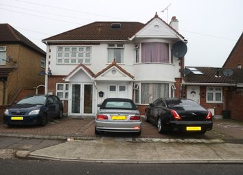 Thumbnail 3 bed terraced house for sale in Cromwell Road, Hayes