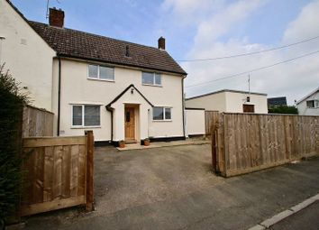 Thumbnail 2 bed semi-detached house for sale in Chinnock Road, Glastonbury
