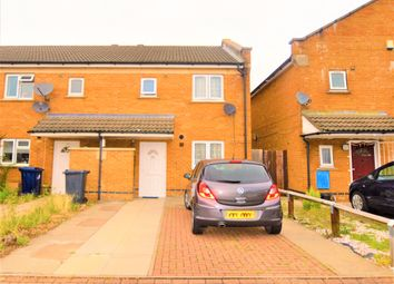 Thumbnail 3 bed end terrace house to rent in Old Manor Road, Southall