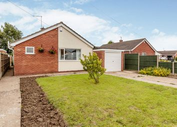 Thumbnail 3 bed bungalow for sale in Millfield Avenue, Saxilby, Lincoln
