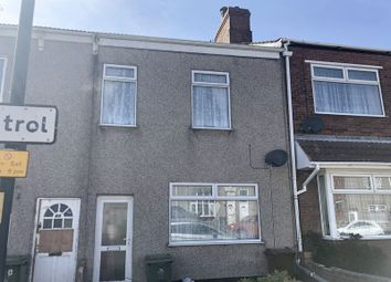 3 bed terraced house for sale in Heneage Road, Grimsby DN32