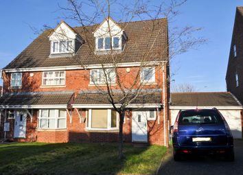 Thumbnail 6 bed semi-detached house for sale in Field Avenue, Northfield, Birmingham