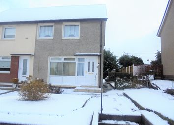 Thumbnail 2 bed end terrace house for sale in Rosehall Terrace, Netherton Wishaw