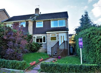 Thumbnail 3 bed semi-detached house for sale in Batchelor Green, Bursledon