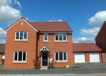 Thumbnail 5 bed detached house for sale in Framlingham Crescent, Paxcroft Mead, Trowbridge
