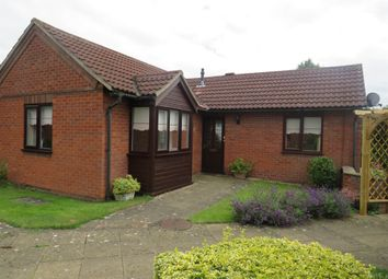 Thumbnail 1 bed terraced bungalow for sale in Vicarage Lane, Eaton, Grantham