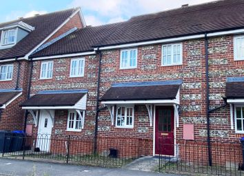 Thumbnail 3 bed terraced house for sale in Carpenter Drive, Amesbury, Salisbury