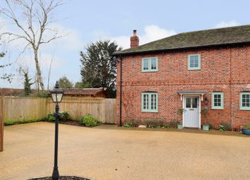 Thumbnail 3 bed semi-detached house for sale in Twin Oaks, Botley, Southampton