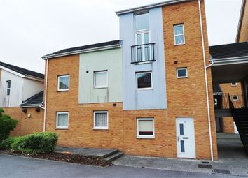 Thumbnail 1 bed flat for sale in Mill Meadow, North Cornelly, Bridgend, Mid Glamorgan