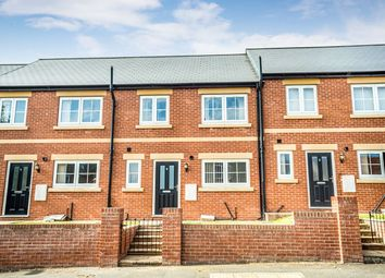 Thumbnail 3 bed terraced house for sale in Wellgate, Conisbrough, Doncaster