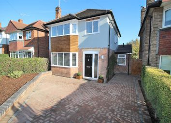 Thumbnail 4 bed detached house for sale in Bankfield Drive, Bramcote, Nottingham