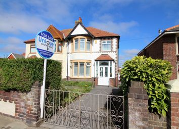3 bed semi-detached house for sale in Norbreck Road, Thornton-Cleveleys FY5