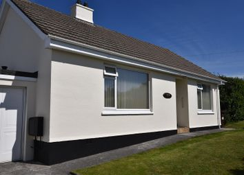 Thumbnail 2 bed detached bungalow for sale in Highland Park, Redruth