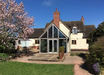 Bleathwood, Ludlow SY8. 3 bed detached house for sale