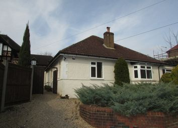 Thumbnail 4 bed detached bungalow to rent in Bedhampton Hill, Bedhampton, Havant