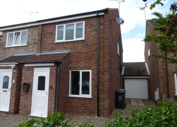 Thumbnail 2 bedroom end terrace house to rent in Styles Close, Bradwell, Great Yarmouth
