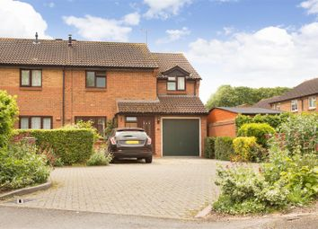 Thumbnail 3 bed end terrace house for sale in Olivier Way, Aylesbury