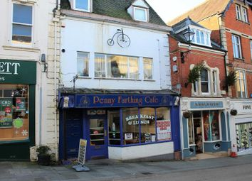 Retail premises for sale in Penny Farthing Cafe, 14 High Street, Stroud, Gloucestershire GL5
