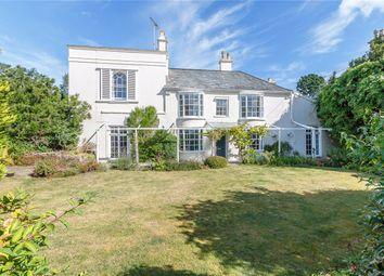 Thumbnail 5 bed detached house for sale in Forder Lane, Bishopsteignton, Teignmouth, Devon