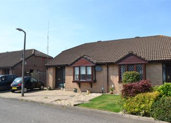 Thumbnail 2 bed semi-detached bungalow for sale in Blackthorn Place, Sketty, Swansea