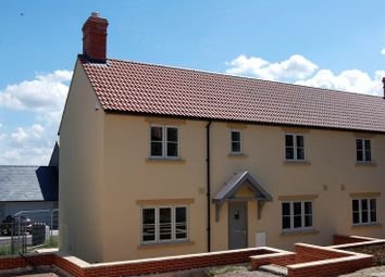 Thumbnail 4 bed semi-detached house for sale in Kingsdon, Somerton