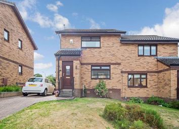 Thumbnail 2 bed semi-detached house for sale in Grahamston Park, Barrhead, East Renfrewshire, .