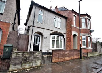 Thumbnail 3 bed semi-detached house for sale in Poplar Road, Coventry
