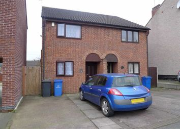 Thumbnail 2 bed semi-detached house for sale in Ash Street, Ilkeston, Derbyshire