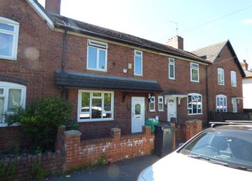 Thumbnail 3 bed terraced house for sale in Avenue Road, Off Highgate Road, Dudley, West Midlands