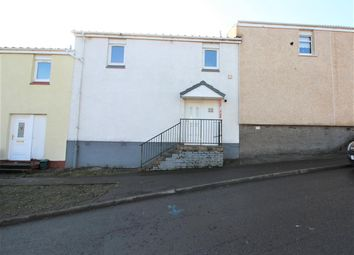 Thumbnail 3 bed terraced house for sale in Golf Drive, Port Glasgow