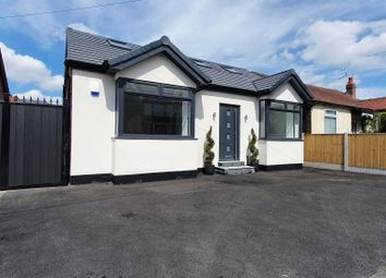 Thumbnail 4 bed bungalow for sale in Woodsmoor Lane, Stockport
