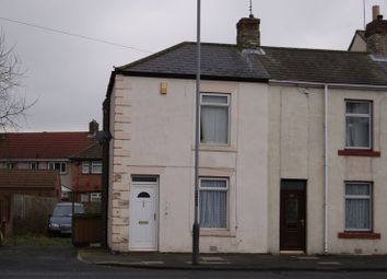 Thumbnail 2 bedroom end terrace house to rent in Cowpen Road, Blyth, Two Bedroom Terraced House.