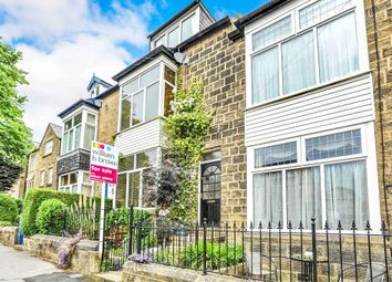 Thumbnail 4 bed terraced house for sale in Aireville Terrace, Burley In Wharfedale, Ilkley