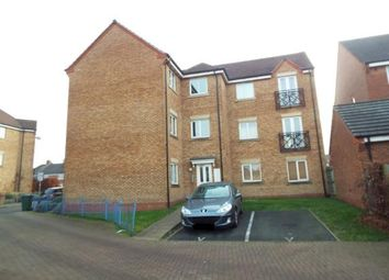 Thumbnail 1 bedroom flat for sale in Manifold Way, Wednesbury, West Midlands